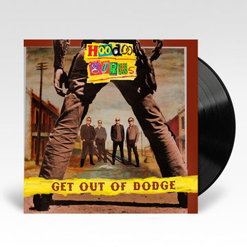 Get Out Of Dodge / Hung Out To Dry (Limited 7in Single) (Online Only)
