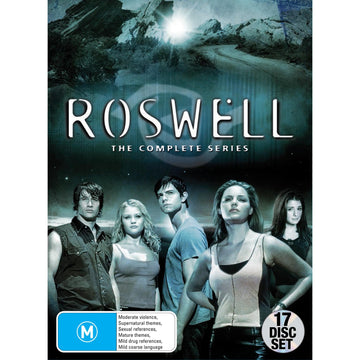 Roswell - The Complete Series