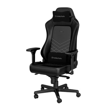 Noblechairs HERO Gaming Chair (Black/Platinum White)