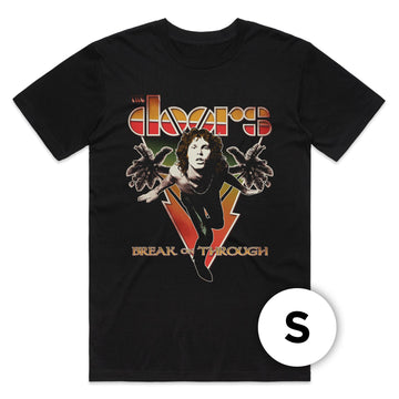 The Doors - Break on Through T-Shirt (Small)