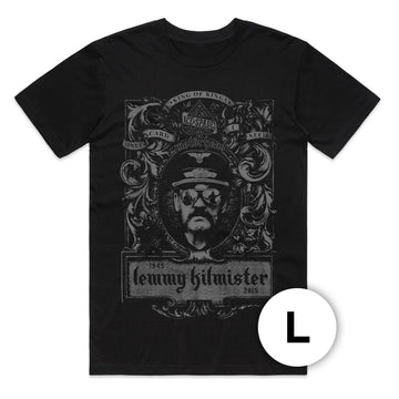 Lemmy - Lemmy Crest T-Shirt (Large)