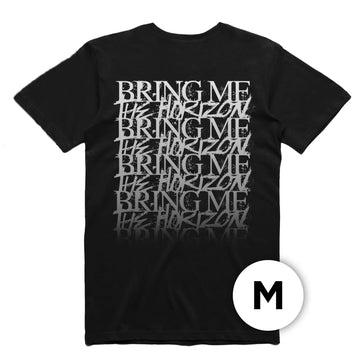 Bring Me The Horizon - Logo T-Shirt (Medium)
