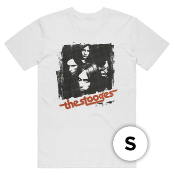The Stooges - Group Shot T-Shirt (Small)