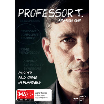 Professor T - Season 1