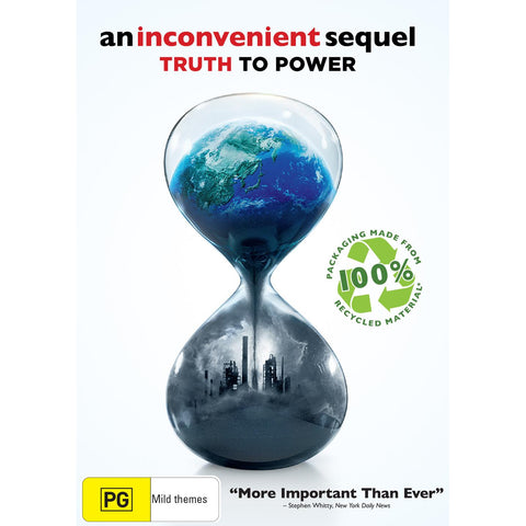 Image of An Inconvenient Sequel: Truth To Power