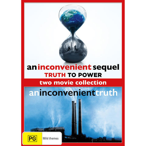 Image of An Inconvenient Truth / An Inconvenient Sequel: Truth To Power