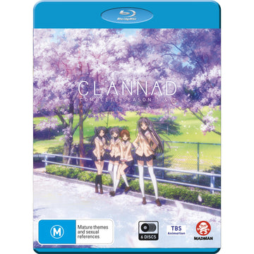 Clannad & Clannad After Story - Complete Collection