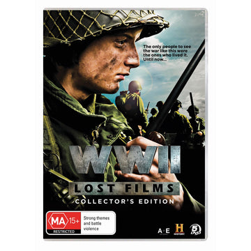 WWII: Lost Films Collectors Edition