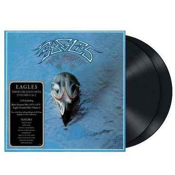 Eagles: Their Greatest Hits Volumes 1 & 2 (Vinyl)