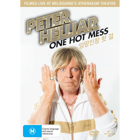 Image of Peter Helliar - One Hot Mess