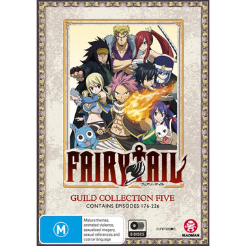 Fairy Tail Guild - Collection 5