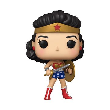 Wonder Woman - Classic 1950s 80th Anniversary Pop! Vinyl