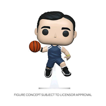 The Office - Basketball Michael Pop! Vinyl