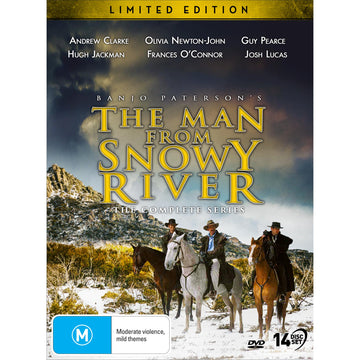 Man From Snowy River, The - Complete Series (Limited Hard Box Edition)