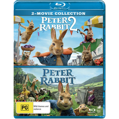 Image of Peter Rabbit Double Pack (Online Only)