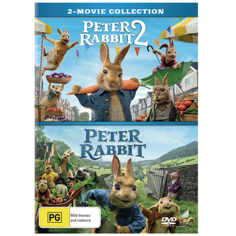 Image of Peter Rabbit Double Pack