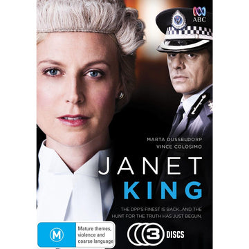 Janet King - Series 1