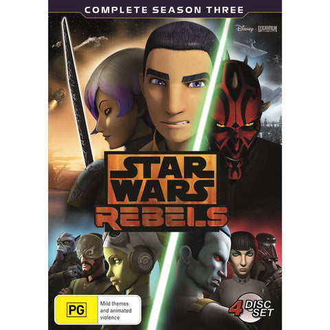 Star wars rebels stories