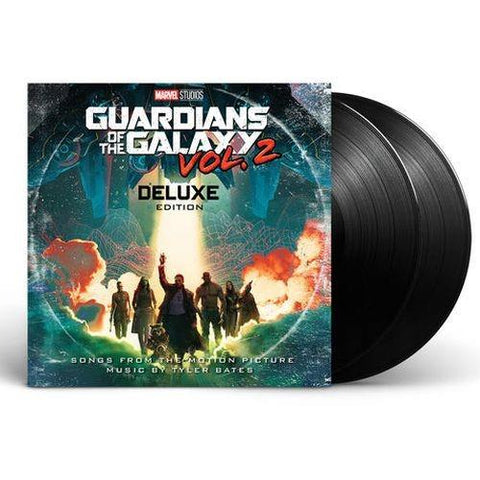 LP - vinyl Various-Guardians of the Galaxy: Awesome Mix Vol 2 Soundtrack