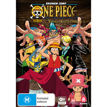One Piece Voyage - Collection 6