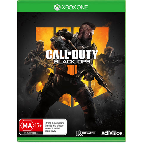 Image of Call of Duty: Black Ops 4