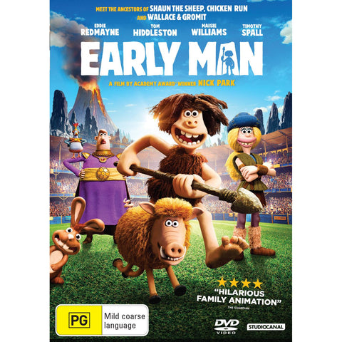 Image of Early Man