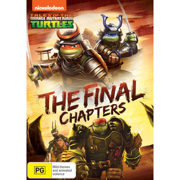 Teenage Mutant Ninja Turtles - The Final Chapters