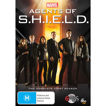 Agents Of SHIELD - Season 1