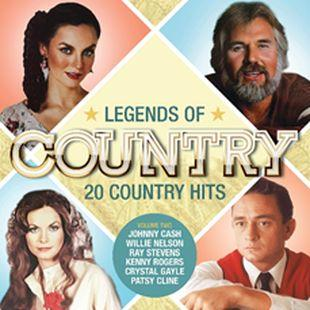 Legends Of Country - Volume Two