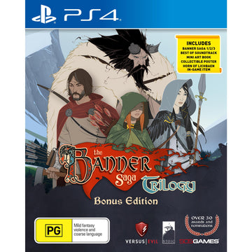 The Banner Saga Trilogy: Bonus Edition