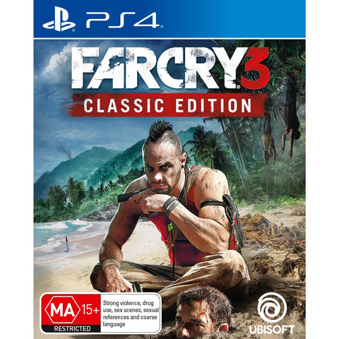 Far Cry 3 Classic Edition Jb Hi Fi