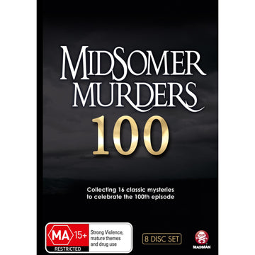 Midsomer Murders 100 (Limited Edition)