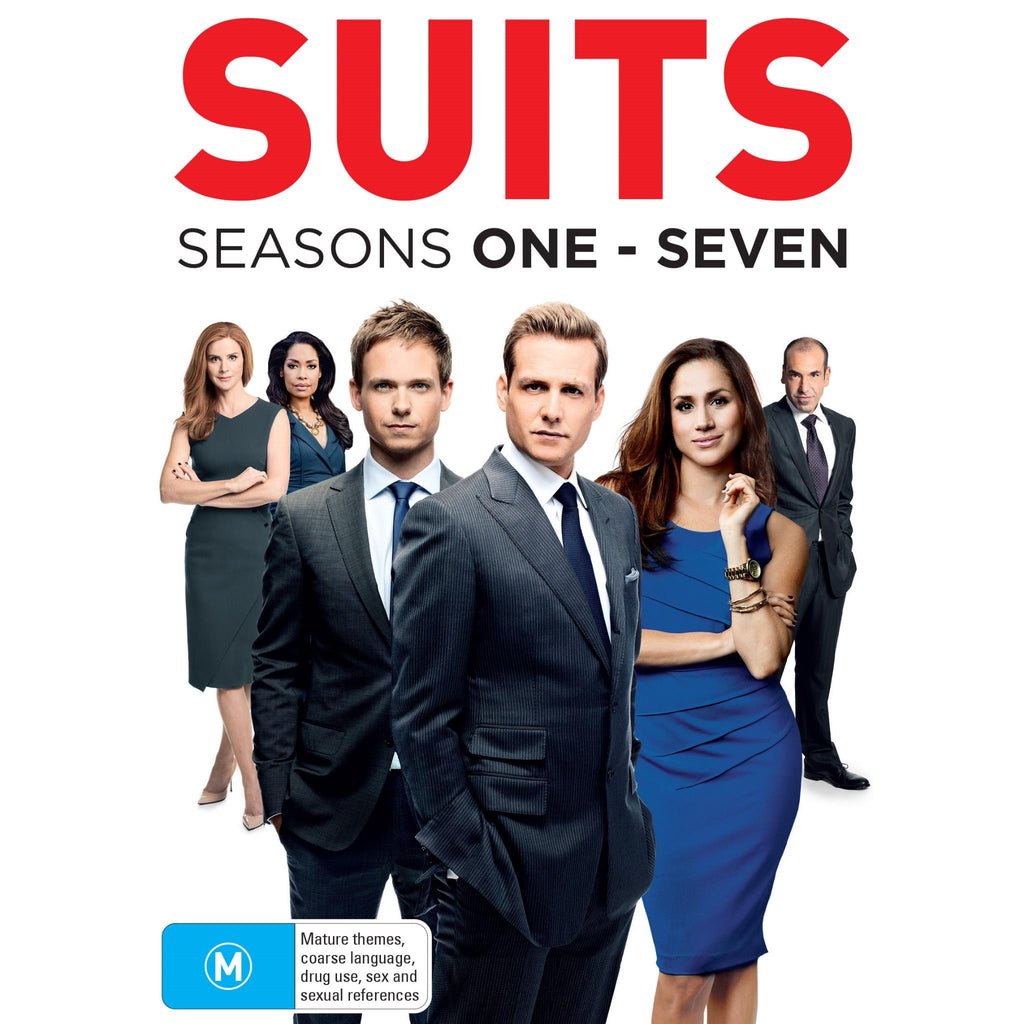 Suits Season 7 Netflix Suomi