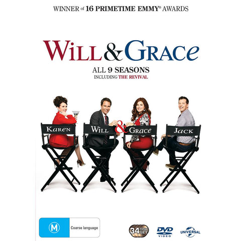 Image of Will & Grace - Season 1-8 & The Revival