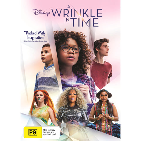 Image of Wrinkle in Time, A