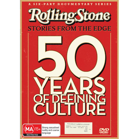 Image of Rolling Stone: Stories from the Edge