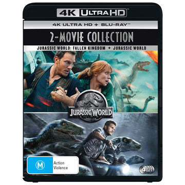 Jurassic World - 2 Movie Collection
