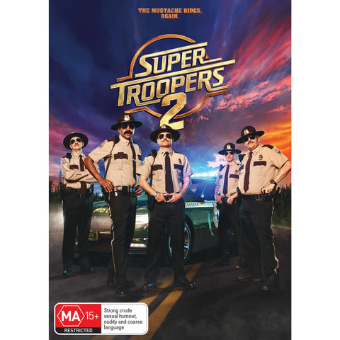 Image of Super Troopers 2
