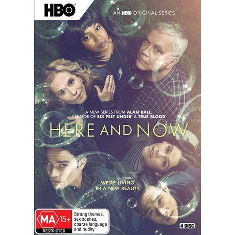Image of Here and Now - Season 1