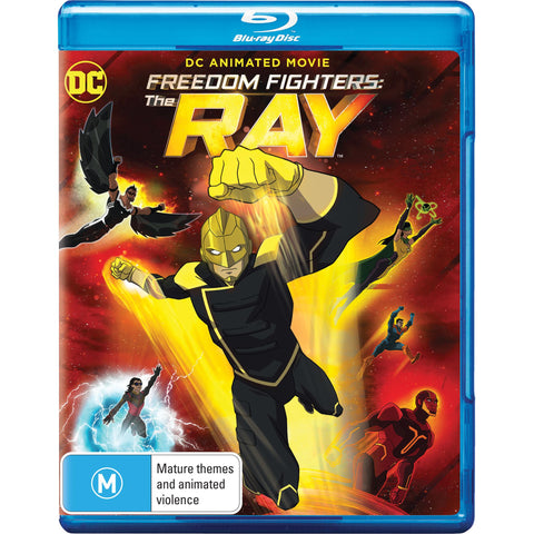 Image of Freedom Fighters: The Ray