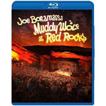 Joe Bonamassa – Muddy Wolf At Red Rocks (Blu-Ray)