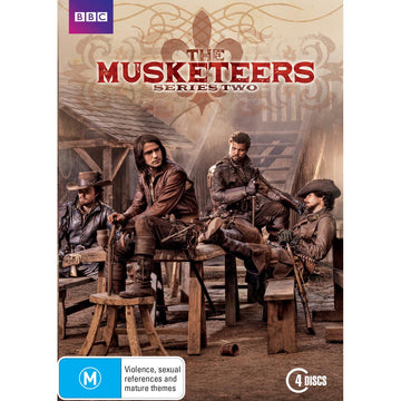 Musketeers, The - Series 2