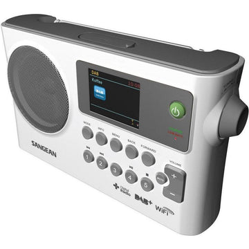 Sangean WFR-28CWH Internet Radio DAB+ Network Music Player