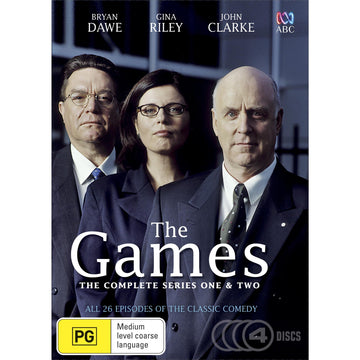 Games, The - Series 1 & 2
