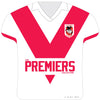 NRL - Premiers Collection: St.George Illawarra Dragons