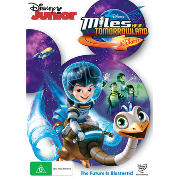 Miles From Tomorrowland: Let's Rocket