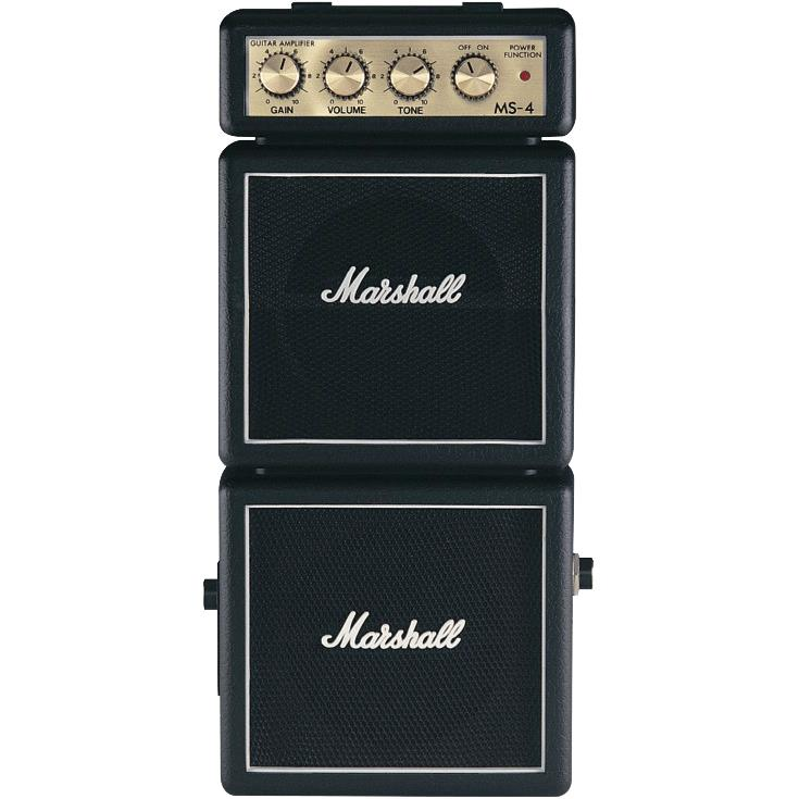 marshall ms 4 micro guitar amp double stack dj musical instruments jb hi fi. Black Bedroom Furniture Sets. Home Design Ideas