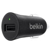 Belkin MIXITUP Metallic 2.4A USB Car Charger (Black)