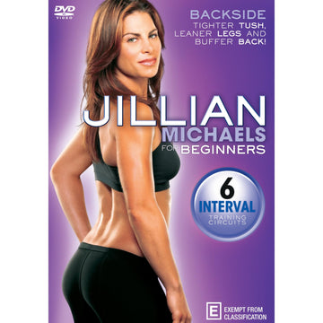 Jillian Michaels: For Beginners - Backside
