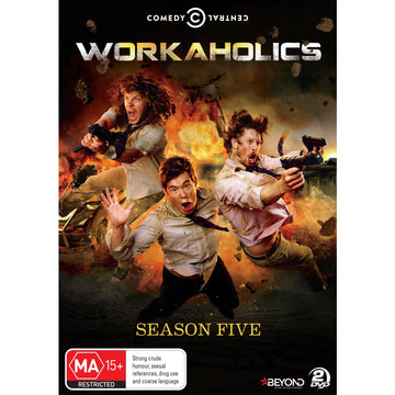 Workaholics - Season 5
